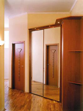 Шкафы купе встроенная и корпусная
